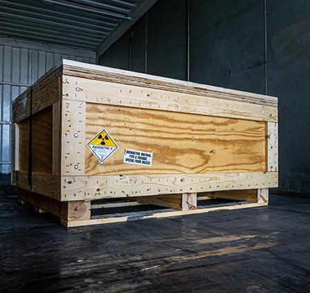 Transport urgent de matières dangereuses en Europe